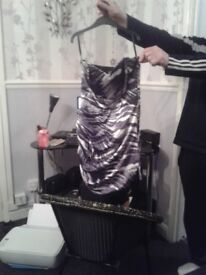 dress brand new size 8 used once from next