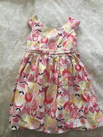 Emma Bunton girls dress age 4-5 years