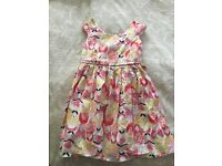 Emma Bunton girls dress age 4-5 years