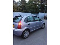 Cheap Car Drives Mint 82k Citroen C3sx 1.4 misplaced v5 Got 6months mot
