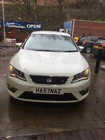 Seat Leon Fr##FULL SEAT SERVICE HISTORY##