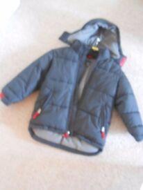 Boys Gap Coat age 6-9years