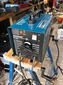 100 amp arc/ stick welder £40