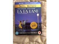 Brand new la la land Blu Ray