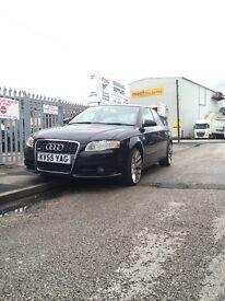 Audi A4 2.0 tdi sline 140bhp