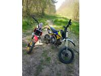 140cc crf70 pitbike