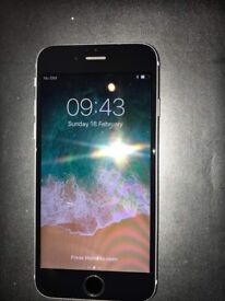 iPhone 6s 16 GB excellent condition unlocked