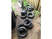 10 mini moto tyres