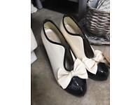 Vintage Inspired Ladies Shoes