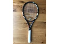 Babolat Pure Drive Roddick GT Tennis Racket. Grip 4. New Restring