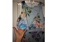 Size 14 ASOS midi dress