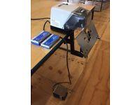Rapid 100 Electric Saddle Stitcher