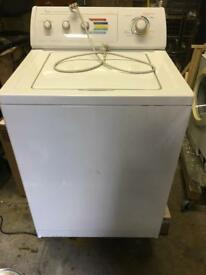 Top loading whirlpool washing machine