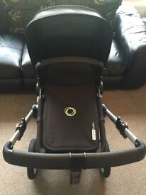 Bugaboo Buffalo pram/pushchair 2016 used for just a over 1yr. Excellent condition includes raincover