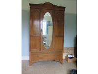 wardrobe and dressing table set, Allerton