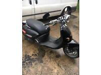Aprila habama custom 125cc