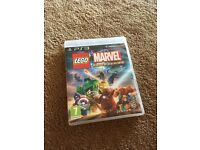 PS3 game Lego marvel super heroes