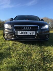 Audi A4 2.0 TDI S-Line Facelift Saloon 4dr