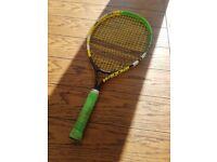 Babolat junior 23 inch tennis racket
