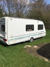 4 berth 2001 swift maridian OPEN TO OFFERS