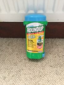 Round up weed killer