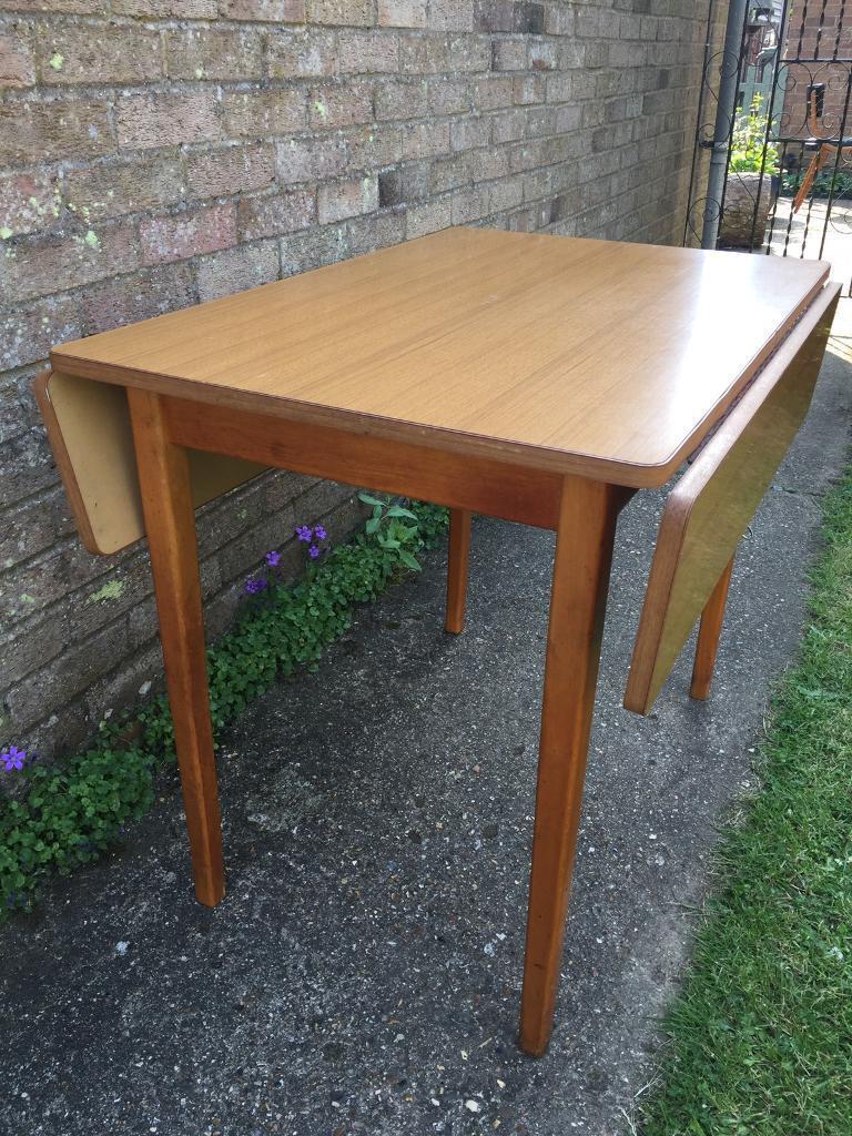 Vintage kitchen table redland