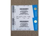 2x Jon Richardson Tickets