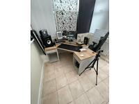 Gaming desk from argos