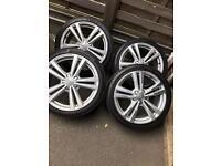 Audi sline wheels 18
