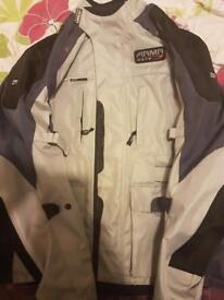 ARMR moto kiso jacket XL
