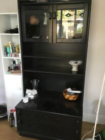G plan display cabinet
