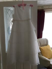Girls Bridesmaid/party dresses age 12 years