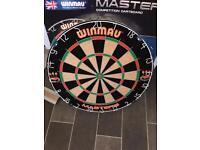 Masters dartboard