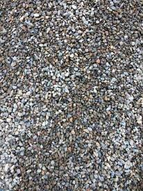 Stones/chips. In 900kg bulk bags. FROM £35