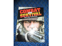 COMBAT AND SURVIVAL BOOKS - 28 EDITIONS - COMPLETE SET