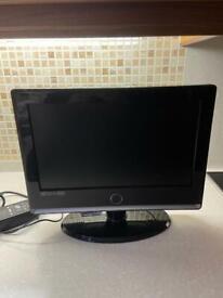 "lOGIK 15.6"" LCD TV/DVD combined"