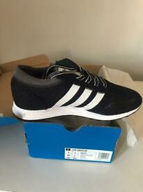 Adidas Los Angeles trainers black size 7