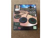 xbox 360 drum kit. as new