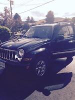 2005 Jeep Liberty LIMITED 4 DOOR STATION WAGON