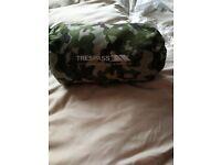 Children's as new sleeping bag