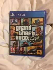 PS4 gta five