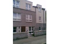 For Lease, Modern, Furnished, Two Bed, Top-Floor flat, Eday Road, Aberdeen.
