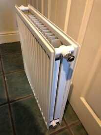 600x600 double panel radiator