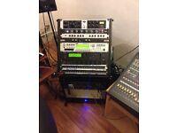 Korg Triton Rack and Roland JV-2080 for sale (akai, e-mu, kurzweil, yamaha)