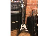 Gibson Flying V (ebony)