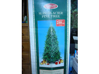 7' NEW (Dazzlers) Artificial Christmas Tree