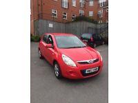 2012 Hyundai i20 1.2 genuine 56.000 full 12mths not