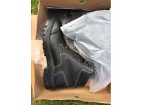 Work boots brand new size 9 boxed