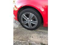 Audi A3 Quattro wheels