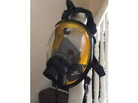 FilterMax2 Full Face Mask Respirator - £60